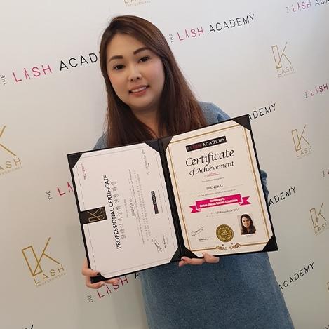 TLA student - Brenda Li