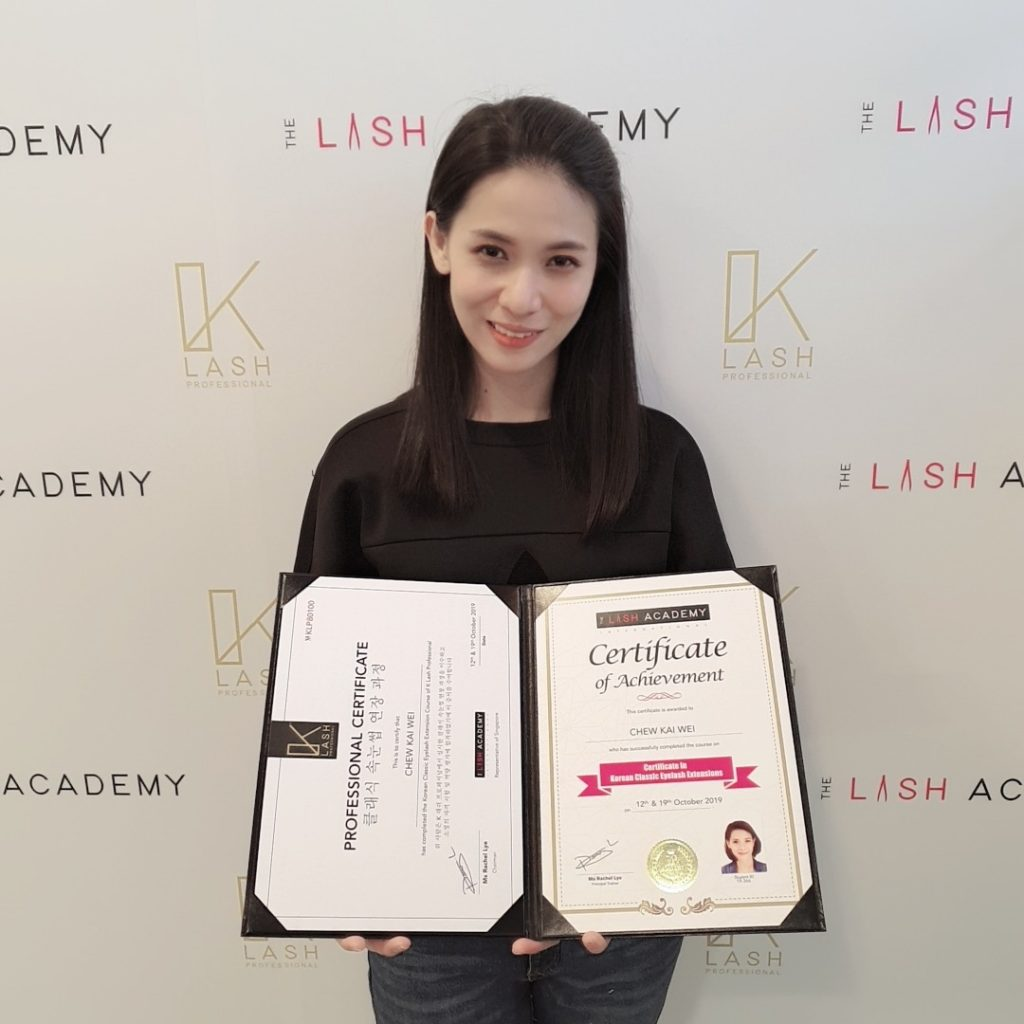 TLA student - Kayla