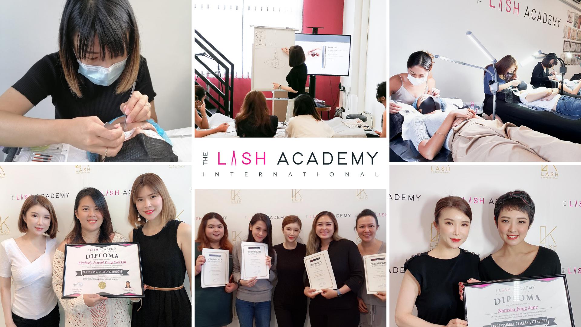 Diploma Course The Lash Academy